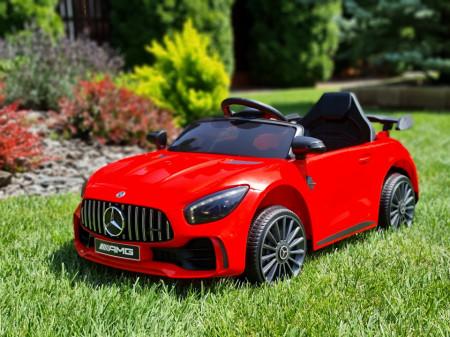 Masinuta electrica Mercedes Benz GTR AMG red