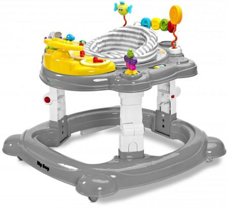 Premergator bebelusi Toyz HIPHOP 360 Graphite