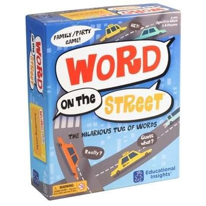 Educational Insights Joc - Cursa cuvintelor