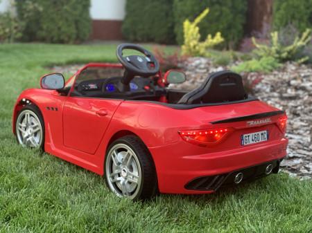 Masinuta electrica pentru copii Maserati Red