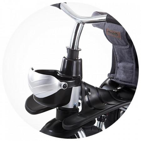 Tricicleta Chipolino Polar granite grey