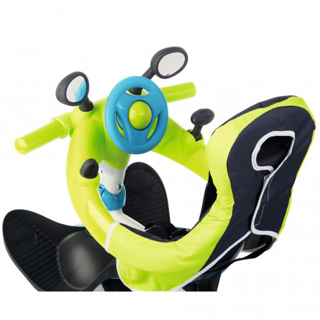 Tricicleta Smoby Baby Driver Comfort blue