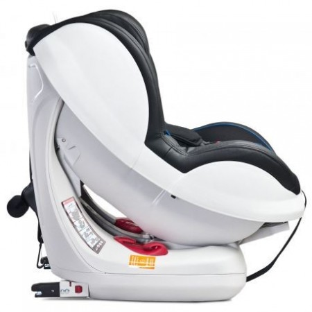 Poze Caretero DEFENDER+ ISOFIX 0-18 Kg Red