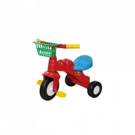 Tricicleta + cos - Bambino, 57x42x49 cm, Coloma