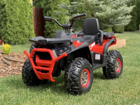 ATV electric pentru copii Desert 900 (XMX607) RED