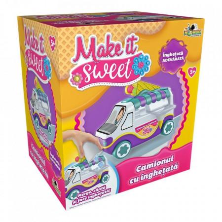 Make it sweet - Camionul cu inghetata