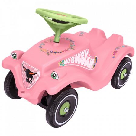 Masinuta de impins Big Bobby Car Classic Flower