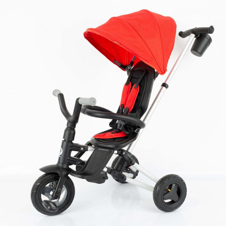 Tricicleta ultrapliabila Qplay Nova Air rosu