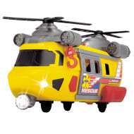 Jucarie Dickie Toys Elicopter de salvare Rescue Helicopter SAR-03