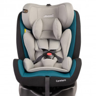 Scaun auto Caretero MOKKI Rear-facing 360 ISOFIX 0-36 Kg Dark Green
