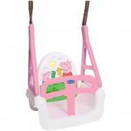 Leagan Multifunctional 3 in 1 - Tega Baby - Peppa Pig, Roz
