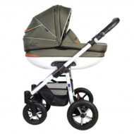 Carucior copii 3 in 1 MyKids Baby Boat Bb/213 Green Forest