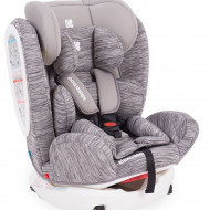Scaun auto cu isofix 0-36 kg 4 Fix Light Grey