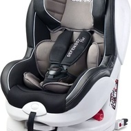 Caretero DEFENDER+ ISOFIX 0-18 Kg Graphite