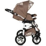 Carucior Flamingo Easy Drive 3in1 Vessanti-Brown