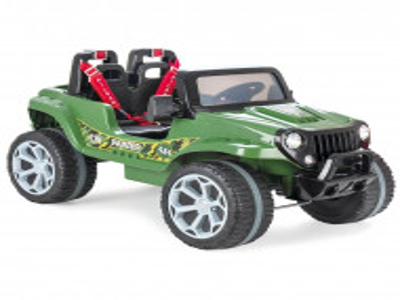 Jeep electric cu doua locuri Pilsan PANZER 4x4 12V