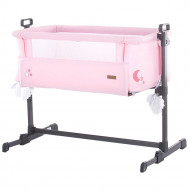 Patut Co-Sleeper Chipolino Close To Me pink stars