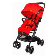 Carucior Sport gb Qbit+ All Terrain Rose Red