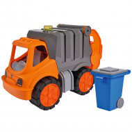 Masina de gunoi Big Power Worker Garbage Truck