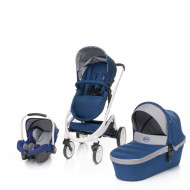 4Baby COSMO 3 in 1 Navy Blue