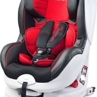 Caretero DEFENDER+ ISOFIX 0-18 Kg Red