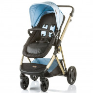 Carucior Chipolino Sensi 2 in 1 blue mist