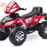ATV electric Toyz QUAD CUATRO 6V Red