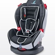 Caretero SPORT TURBO 9-25 Kg Black