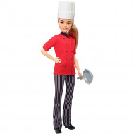 Papusa Barbie by Mattel Careers Bucatareasa