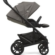 Joie - Carucior multifunctional 3 in 1 Chrome Foggy Gray