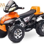 ATV electric copii Toyz QUAD CUATRO 6V Orange