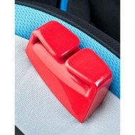 Caretero SPORT TURBOFIX ISOFIX 9-25 Kg Red