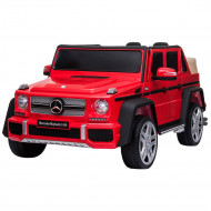 Masinuta electrica Chipolino SUV Mercedes Maybach G650 red