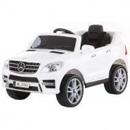 Masinuta electrica SUV Mercedes Benz ML350 white