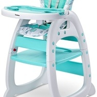 Scaun de masa transformabil Caretero HOMEE 2 in 1 Mint