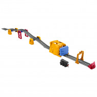 Set Fisher Price by Mattel Thomas and Friends Diesel Tunel Blast sina cu locomotiva motorizata