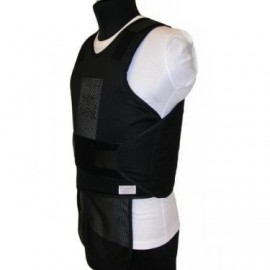 COMBO V 3D Light™ Covert Concealable Knife Stab Protection Vest, STAT: 63079099 images