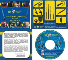 "ESP Training DVD ""Telescopic Baton in Practice"", English STAT no.: 95069190"