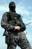 ESP 21 Inch Expandable HARDENED Police Baton with anti-slip handle