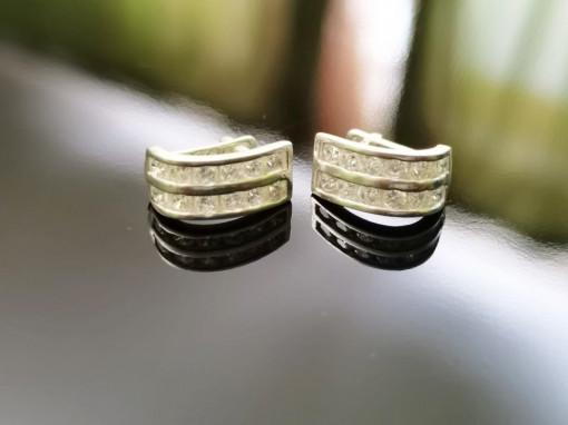 Cercei Argint 925 Quilla