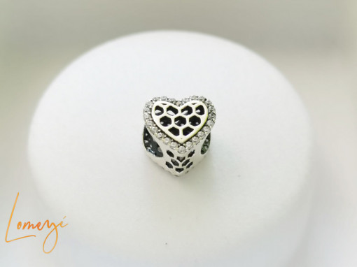 Charm argint 925 Lover