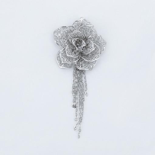 "Pandantiv Rodiat ""Rose"""