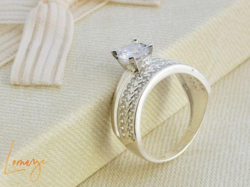 Inel Argint 925 Sabrina