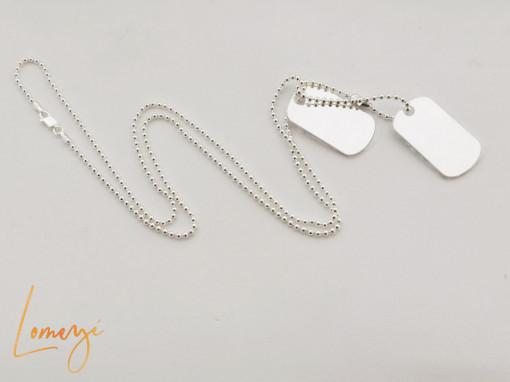 Lantisor argint 925 G.I
