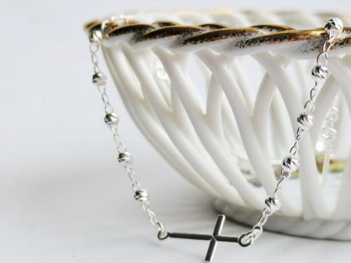 Bratara argint 925 Leona
