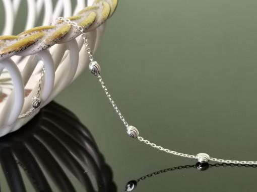 925er Silberarmband Ydo
