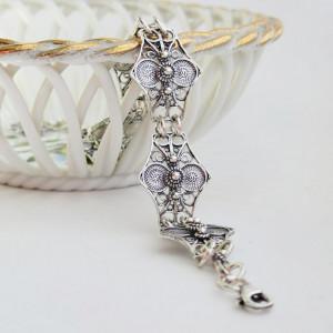 925 Phastos Silver Bracelet