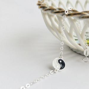 925 Silver bracelet Equilibrum