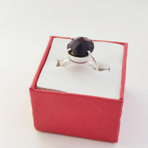 925 Louise Silver Ring