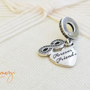 Charm argint 925 Loving Friend